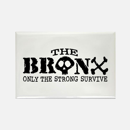 The Bronx Rectangle Magnet