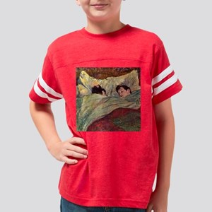 Toulouse Lautrec Youth Football Shirt