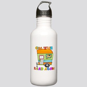 On the road again Stainless Water Bottle 1.0L
