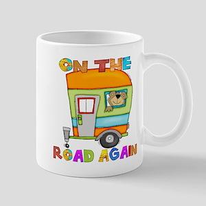 On the road again Mug