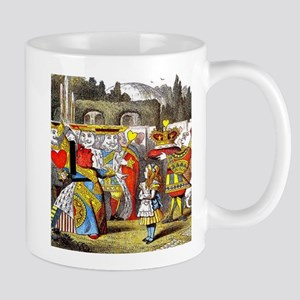 """The Queen's Croquet-Ground"" #1a - Mug"