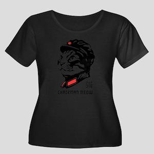 chairman_meow_tote Plus Size T-Shirt