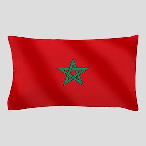Flag of Morocco Pillow Case