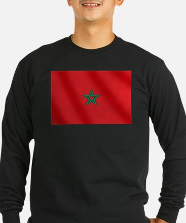 Flag of Morocco T