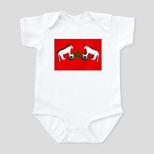 Moroccan Football Lions Infant Bodysuit