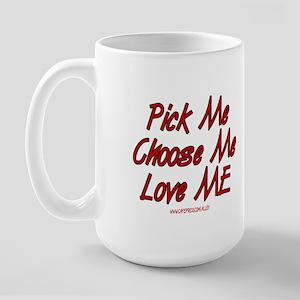 Grey's Large Mug