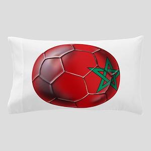 Moroccan Soccer Ball Pillow Case