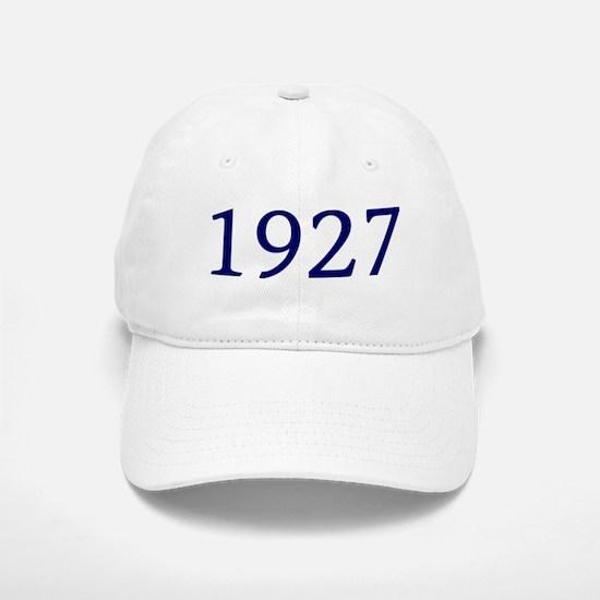 1927 Baseball Baseball Cap