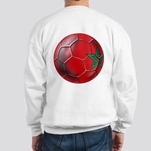 Moroccan Soccer Ball Sweatshirt