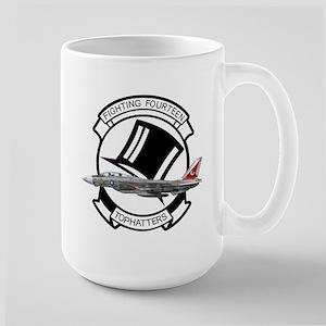 VF-14 Tophatters Large Mug