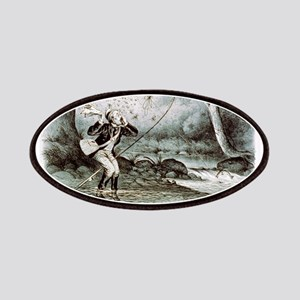 Fly fishing - 1879 Patch
