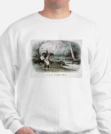 Fly fishing - 1879 Sweatshirt