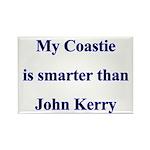 My Coastie is smarter than John Kerry Rectangle M