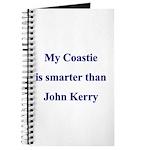 My Coastie is smarter than John Kerry Journal