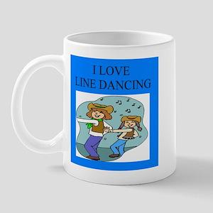line dancing gifts and t-shir Mug