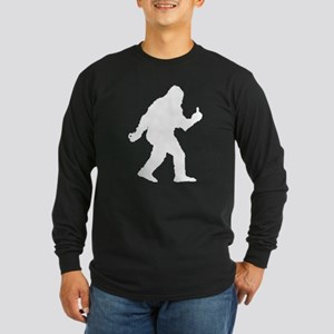 The Happy Sasquatch Long Sleeve T-Shirt