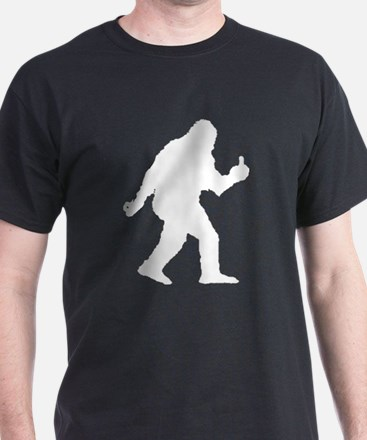 The Happy Sasquatch T-Shirt