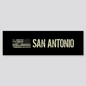 Black Flag: San Antonio Sticker (Bumper)