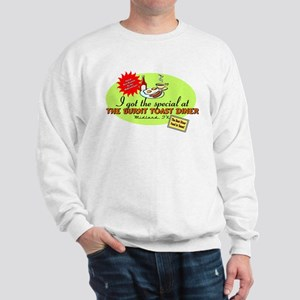 Burnt Toast Diner Sweatshirt