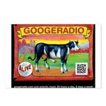 googeradio design ALIVE Postcards (Package of 8)