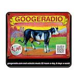 googeradio design ALIVE Mousepad