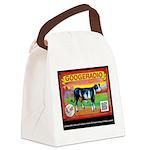 googeradio design ALIVE Canvas Lunch Bag