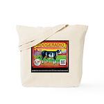 googeradio design ALIVE Tote Bag