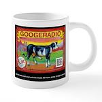 googeradio design ALIVE Mugs