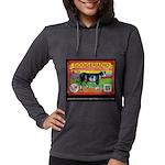 googeradio design ALIVE Womens Hooded Shirt