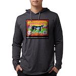 googeradio design ALIVE Mens Hooded Shirt