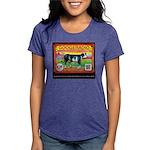 googeradio design ALIVE Womens Tri-blend T-Shirt