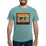 googeradio design ALIVE Mens Comfort Colors Shirt