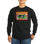 googeradio design ALIVE Long Sleeve T-Shirt
