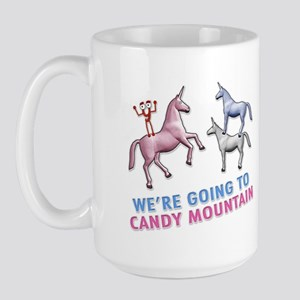 Candy Mountain Mugs