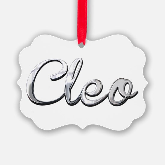 Cleo Ornament