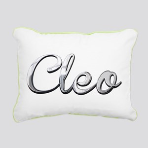 Cleo Rectangular Canvas Pillow