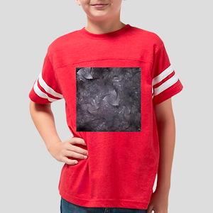 purple_crystal_mass Youth Football Shirt