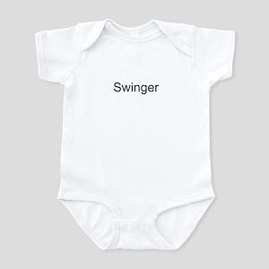 Swinger T-Shirts and Apparel Infant Bodysuit