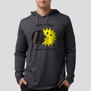 PeekABoo Eclipse Mens Hooded Shirt