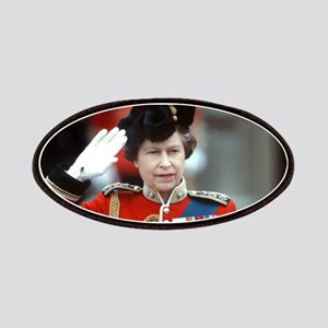 HM Queen Elizabeth II Trooping Patches