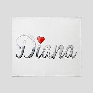 Diana Throw Blanket
