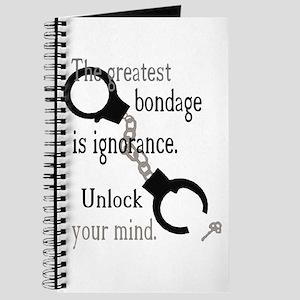 Unlock Your Mind Journal