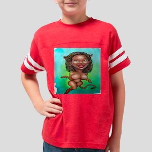 Cougarlicious Button Youth Football Shirt