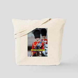 HRH Duke of Edinburgh Tote Bag
