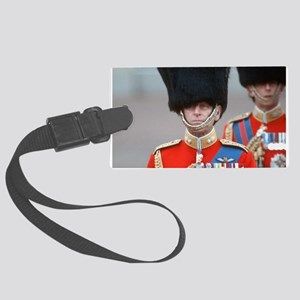 HRH Duke of Edinburgh Large Luggage Tag