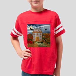 Samhain Cottage Youth Football Shirt