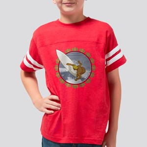 surfergirl2trans Youth Football Shirt