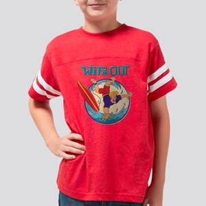 wipeouttrans Youth Football Shirt