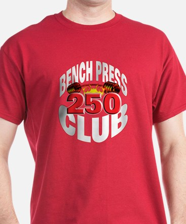 250-Pound Club! T-Shirt