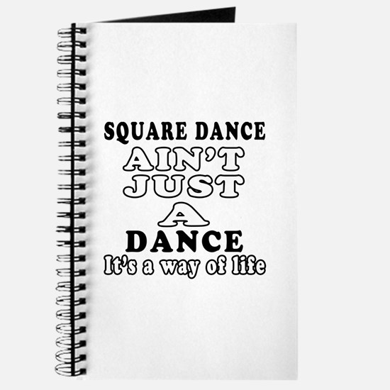 Square Dance Not Just A Dance Journal